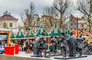 Amsterdam Christmas Market