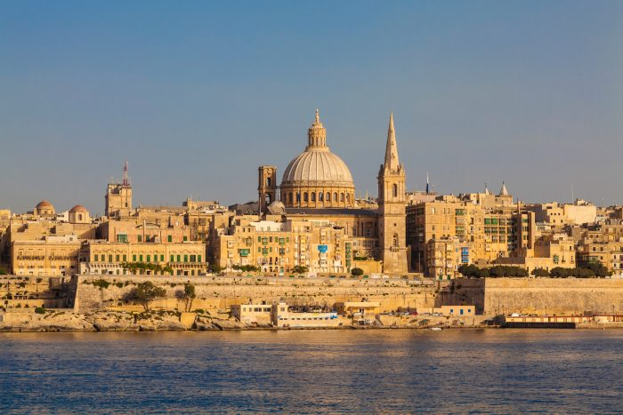 Game of Thrones Routes - Valletta, Malta