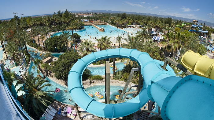 Caribe Aquatic Parc in Port Aventura World