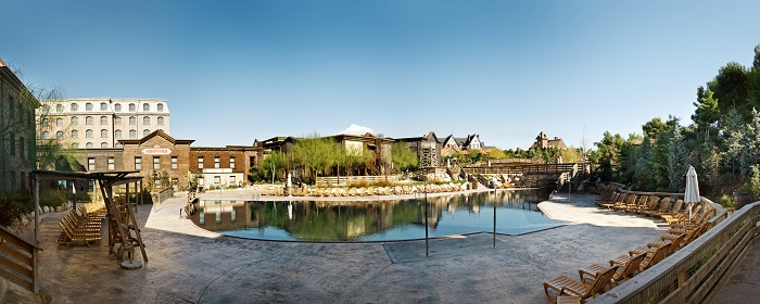 Gold River Hotel, PortAventura World