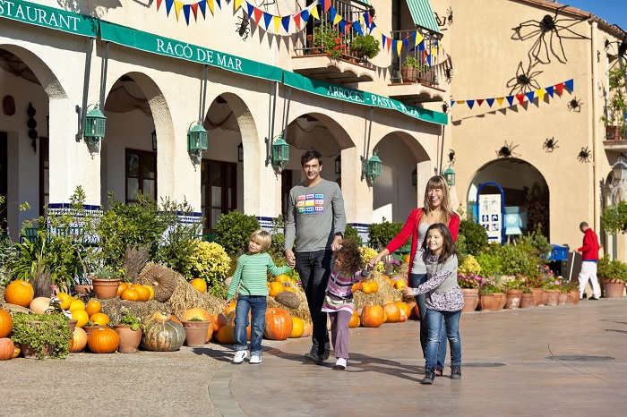 PortAventura World Family Holidays