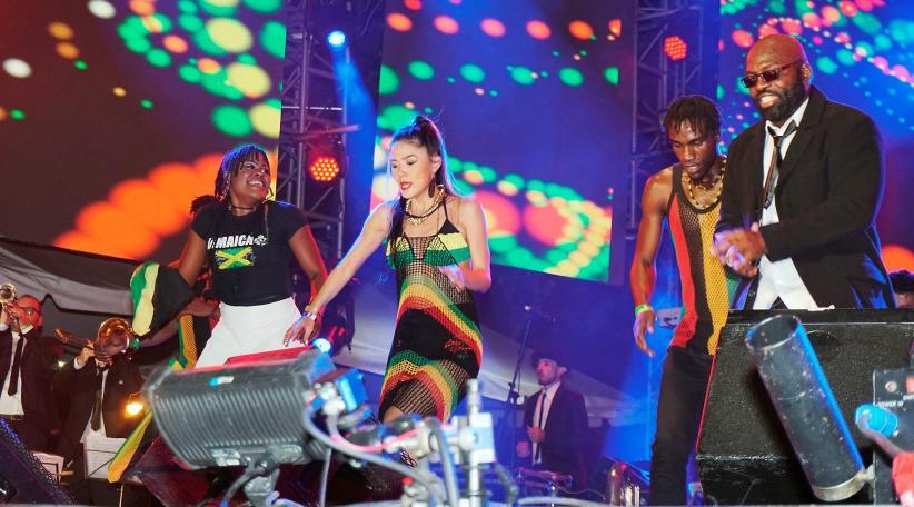 Reggae Sumfest festival