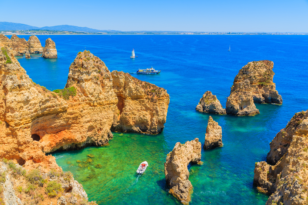 The best destinations in the Algarve region