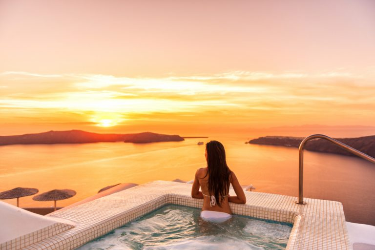 Logitravel holidays to Santorini
